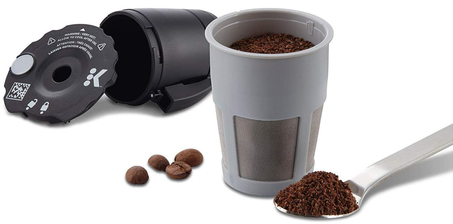 Keurig My K-Cup Universal Reusable Ground Coffee Filter
